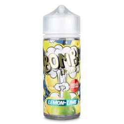 BOMB! Liquid Lemon-Lime 0mg 120ml + никобустер