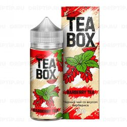 Tea Box - Barberry Tea