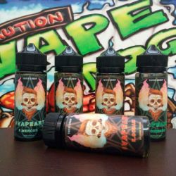 VAPEART J. Hendrix 3mg 120ml
