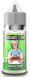 GRANNY'S PIE SALTS Apple Crisp 25mg 30ml