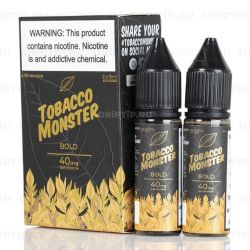 Tobacco Monster Salt - Bold