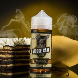 MOOSE Cake Mango 3mg 100ml