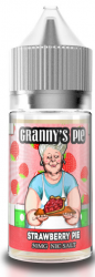 GRANNY'S PIE SALTS Strawberry Pie 25mg 30ml