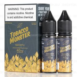Tobacco Monster Salt - Smooth