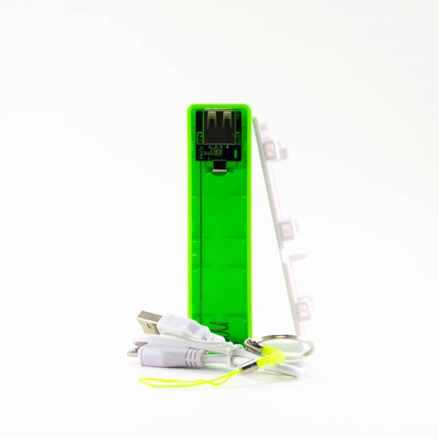 Корпус Power Bank для аккумулятора 18650