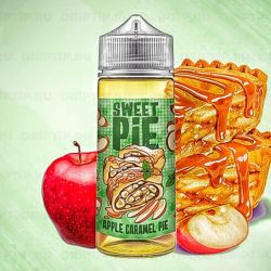 Sweet Pie - Apple Caramel Pie