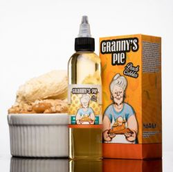 VAPE BREAKFAST CLASSICS Granny's Pie 3mg 120ml