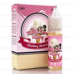 Milky Cones Vapory - Strawberry Shortcake