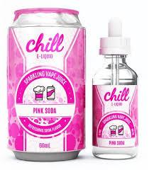 CHILL Pink Soda 3mg 60ml