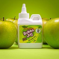 BUBBA JUG Sour Green Apple 3mg, 120ml