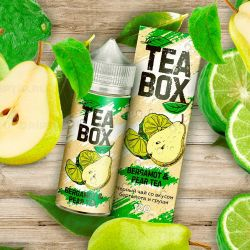 Tea Box - Bergamot & Pear Tea