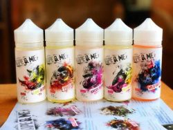 VAPE&ME Angry Berries 100ml