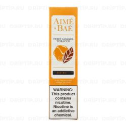 Aime x Bae Disposable - Sweet Caramel Tobacco