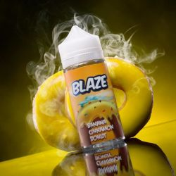 BLAZE Banana Cinnamon Donut 3mg 100ml