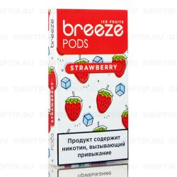 Breeze Pods - Strawberry