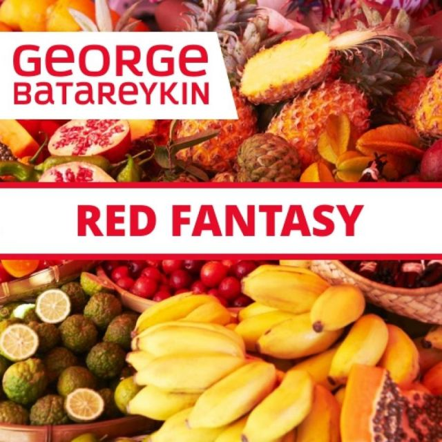 Ароматизатор George Batareykin RED FANTASY 10мл