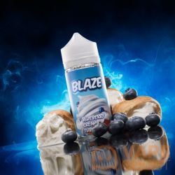 BLAZE Bluberry Cream Tube 3mg 100ml