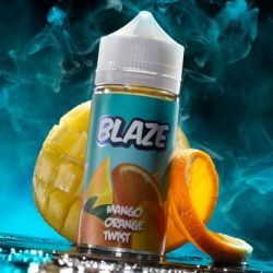 BLAZE ON ICE Mango Orange Twist 3mg 100ml