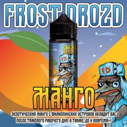 FROST DROZD манго 3mg 120ml