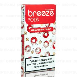 Breeze Pods - Strawberry Donut