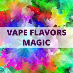 Vape Flavors Magic Лайм - Мята