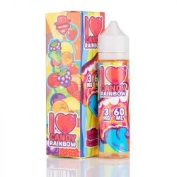 MAD HATTER JUICE I Love Candy Rainbow 3mg 60ml