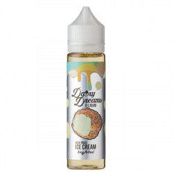 DAIRY DREAMS Deep Fried Ice Cream 3mg, 60ml