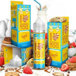 MAD HATTER JUICE I Love Cookies Too 3mg 60ml