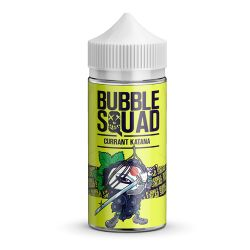 BUBBLE SQUAD Currant katana 3mg, 120ml