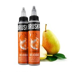 Brusko Delicious 0mg, 60ml