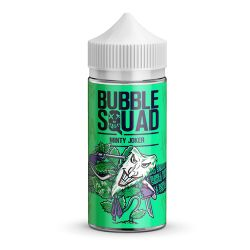 BUBBLE SQUAD Minty joker 3mg, 120ml