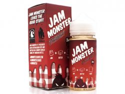 Jam Monster STRAWBERRY 3mg, 100ml