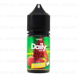 Daily Salt – Watermelon and strawberry