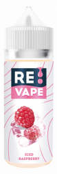 RE VAPE Iced Raspberry 3mg 120ml