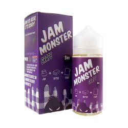 Jam Monster GRAPE 3mg 100ml