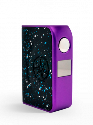 Мод Minikin Boost 155W Box Mod by Asmodus (Purple Splatter)