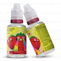 Rainbow Fruits Salt - Nuclear Strawberry