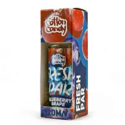 FRESH PAR Blueberry Grape 120ml (+никобустер)