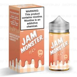 Jam Monster - Peach