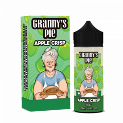 VAPE BREAKFAST CLASSICS Granny's Pie Apple Crisp 3mg 120ml