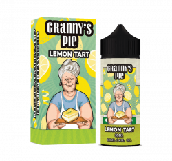 VAPE BREAKFAST CLASSICS Granny's Pie Lemon Tart 3mg 120ml
