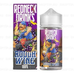 Redneck Drinks - Rough Wine
