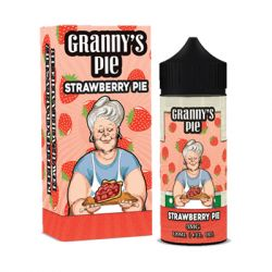 VAPE BREAKFAST CLASSICS Granny's Pie Strawberry Pie 3mg 120ml