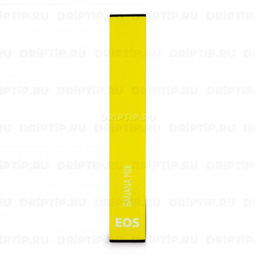 eos электронная сигарета одноразовая что это