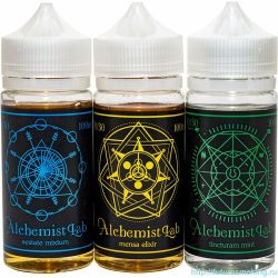 ALCHEMIST LAB Mensa Elixir 3mg 100ml