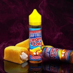DRIP FRIED Cream Cake 3mg 60ml