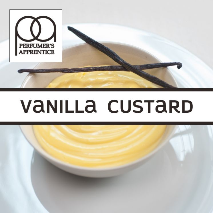Ароматизатор TPA Vanilla Custard