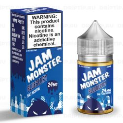 Blueberry - Jam Monster Salt