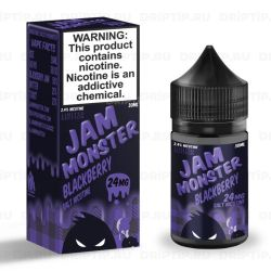 Blackberry - Jam Monster Salt