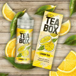 Tea Box - Lemon Tea